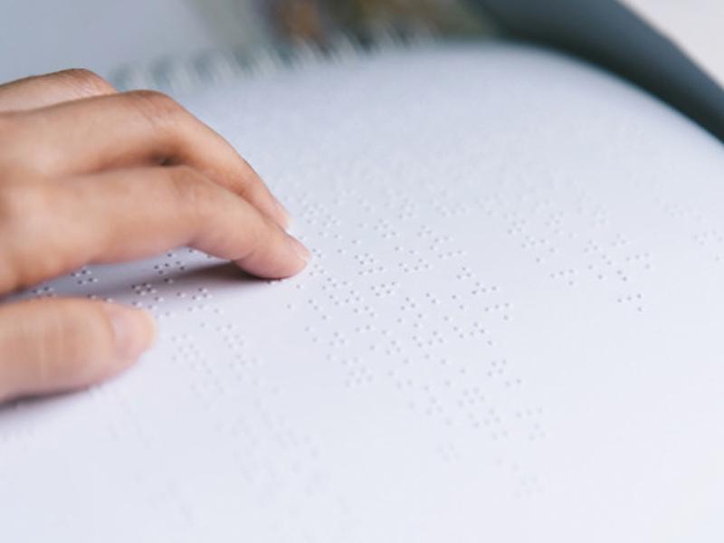 Naciones Unidas ha reconocido la fecha del 4 de enero como 'Día Internacional del Braille'