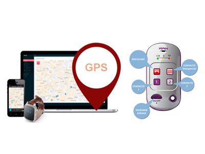 Sociosanitario. Sistemas de localización GPS
