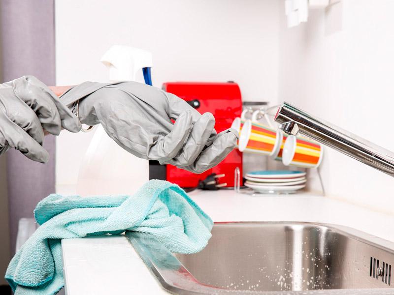 Servicio de limpieza de IGON para el hogar